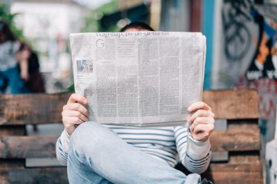 Kranten en tijdschriften terug beschikbaar in de Biboase